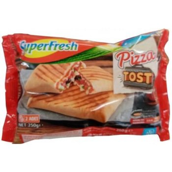 Superfresh Pizza Tost 250 gr